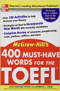 Ebook for TOEFL preparation