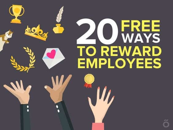 reward employee